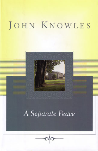 usage of symbolism in john knowless novel a separate peace A separate peace symbols from a separate peace by john knowles finny's fall from the tree and the turn from summer to fall mark the novel's main points of.